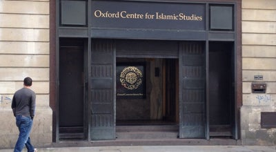 Photo of Mosque Oxford Centre for Islamic Studies at Oxford, United Kingdom
