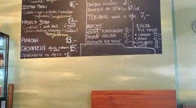 Photo of Vegetarian / Vegan Restaurant Najadacze.pl at Nożownicza, Wrocław, Poland