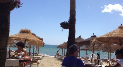 Photo of Beach Bar Mistral Beach at Marbella, Andalusia, Spain