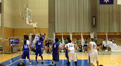 Photo of Basketball Court 田無総合体育館 at Japan