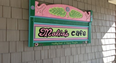 Photo of Cafe Malia's Cafe at 1800 N Baltimore Ave, Ocean City, MD 21842, United States