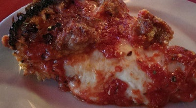 Photo of Pizza Place Pequod's Pizzeria at 8520 Fernald Ave, Morton Grove, IL 60053, United States