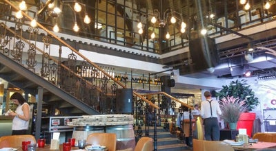 Photo of Russian Restaurant Valenok at Цветной Бул., 5, Москва, Russia