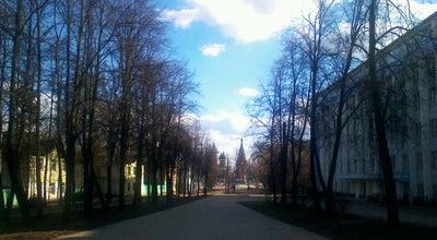 Photo of Park Сквер на ул. Чайковского at Ул. Чайковского, Ярославль, Russia