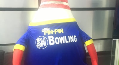 Photo of Bowling Alley SM Bowling Center at Sm Lanang Premiere, Davao 8000, Philippines