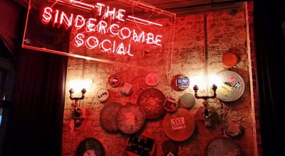 Photo of Pub The Sindercombe Social at 2 Goldhawk Rd., Shepherd's Bush W12 8QD, United Kingdom