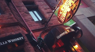 Photo of Pub McKibbin's Irish Pub at 1426 Rue Bishop, Montréal, QC H3G 2E6, Canada