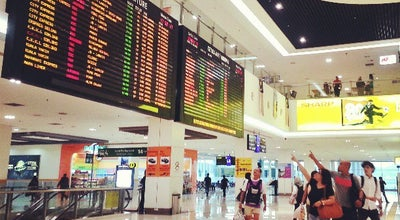 Photo of Bus Station Terminal Bersepadu Selatan (TBS) / Integrated Transport Terminal (ITT) at Bandar Tasik Selatan, Kuala Lumpur 57100, Malaysia
