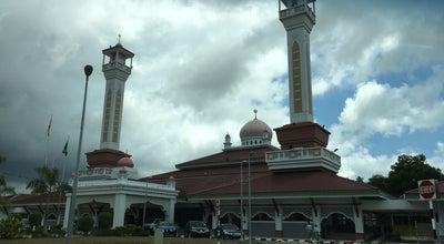 Photo of Mosque Masjid Suri Seri Begawan Raja Pengiran Anak Damit, Kampung Manggis / Madang. at Brunei