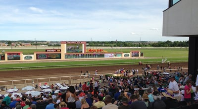 Photo of Racetrack Canterbury Park at 1100 Canterbury Rd S, Shakopee, MN 55379, United States