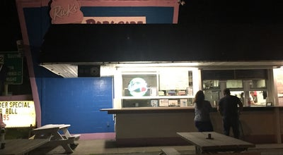 Photo of American Restaurant Rick's Parkside Drive-in at 746-864 U.s. 20, Palmer, MA 01069, United States