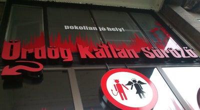 Photo of Pub Ördög Katlan Sörözö at Károly Körút 13-15, Budapest, Hungary