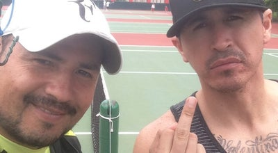 Photo of Tennis Court Tenis - Venustiano Carranza at Av Acueducto, Morelia, Mexico