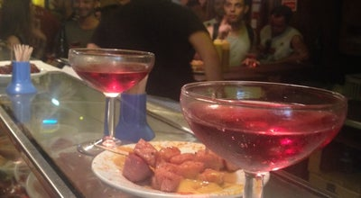 Photo of Tapas Restaurant La Champaneria at C. De Pau Claris, Barcelona, Spain