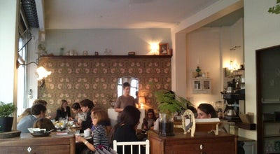 Photo of Breakfast Spot La Chambre aux Oiseaux at 48 Rue Bichat, Paris 75010, France