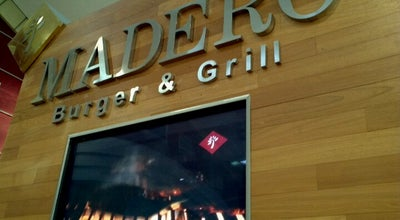 Photo of Burger Joint Madero Burger & Grill at Shopping Estação, Curitiba 80230-010, Brazil