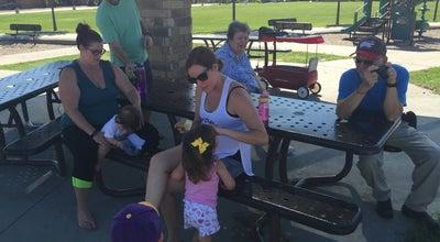 Photo of Playground John M Wisenant Park at 3701 Hudson Crossing, McKinney, TX 75070, United States