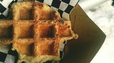Photo of Food Truck Saturday's Waffle at 3961 S Wasatch Blvd, Salt Lake City, UT 84124, United States