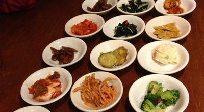 Photo of Korean Restaurant Seoul Garden at 10678 Saint Charles Rock Rd, Saint Ann, MO 63074, United States