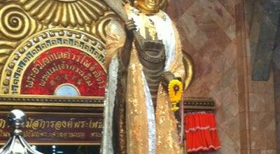 Photo of Buddhist Temple วัดหนองหอย(เจ้าแม่กวนอิม) | ราชบุรี at National Hwy 3089, Ratchaburi 70120, Thailand