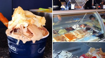 Photo of Ice Cream Shop Gelatería Boulevard at Av. Zurriola 1, Donostia / San Sebastián, Spain