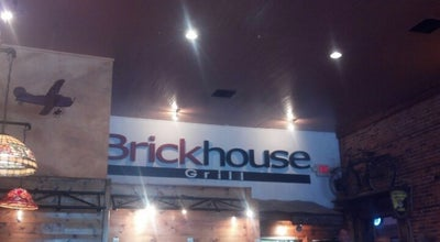 Photo of American Restaurant Bill & Frank's Brick House Grill at 142 N Woodland Blvd, Deland, FL 32720, United States