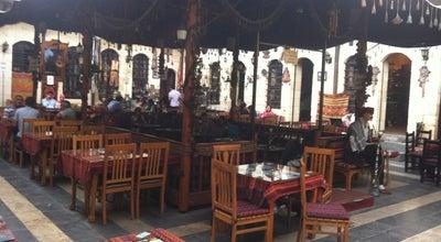 Photo of Cafe Tütün Hanı at Boyacı Mh. Külekçi Çarşısı Tütün Hanı No:27, Gaziantep 27100, Turkey