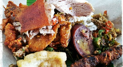 Photo of BBQ Joint Warung Babi Guling Pak Malen at Jalan Sunset Road No. 5, Badung 80361, Indonesia