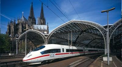 Photo of Train Station Köln Hauptbahnhof at Trankgasse 11, Köln 50668, Germany