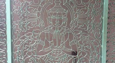Photo of Temple Silver Pagoda at Royal Palace Grounds, Phnom Penh, Cambodia
