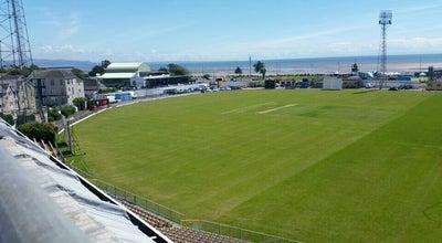 Photo of Cricket Ground St Helen's cricket ground at Bryn Rd, Swansea SA2 0AR, United Kingdom