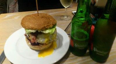 Photo of Burger Joint Gourmet Burger Kitchen at Bristol BS1 3BT, United Kingdom
