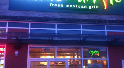 Photo of Mexican Restaurant Mucho Burrito at 85 Laird Drive,, Toronto, ON M4G 3V1, Canada