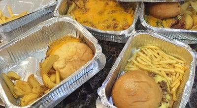 Photo of Burger Joint 3B Burger at Camp Caesar, Alexandria, Egypt
