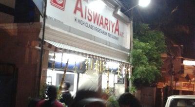 Photo of Vegetarian / Vegan Restaurant Hotel Sri Aiswariya at Vazhuthacaud, Trivandrum, India