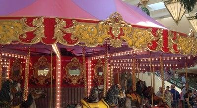 Photo of General Entertainment South Coast Plaza Carousel at 3333 Bristol St, Costa Mesa, CA 92626, United States