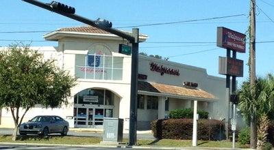 Photo of Drugstore / Pharmacy Walgreens at 870 E Cervantes St, Pensacola, FL 32501, United States