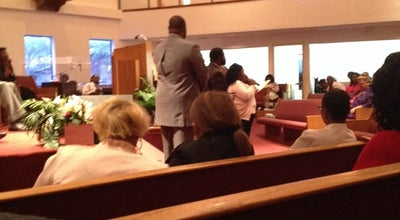 Photo of Church Morning Star Missionary Baptist Church at 2259 El Paso St, Grand Prairie, TX 75051, United States