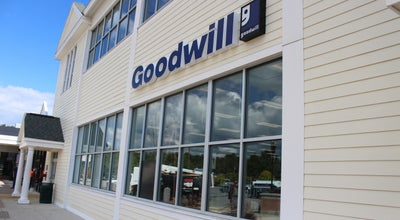 Photo of Thrift / Vintage Store Goodwill Store & Donation Center at 251 Us Route 1, Falmouth, ME 04105, United States