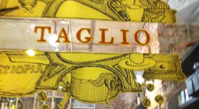 Photo of Restaurant Taglio at Via Vigevano 10, milano, Italy