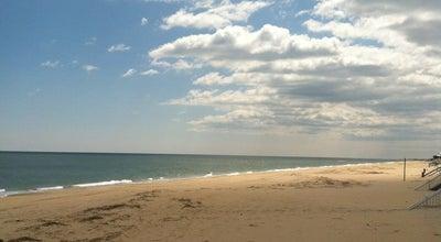 Photo of Beach Sandbridge Beach at N Sandfiddler Rd, Virginia Beach, VA 23451, United States