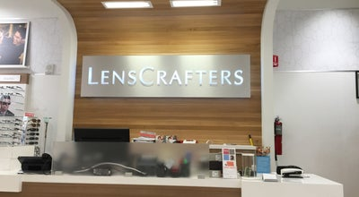 Photo of Optical Shop LensCrafters at 1166 B Avenue Of Americas, New York, NY 10036, United States