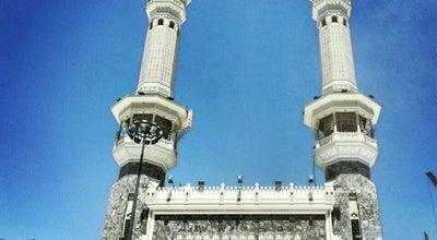Photo of Mosque The Holy Mosque | المسجد الحرام at Ajyad, Makkah 21965, Saudi Arabia