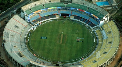 Photo of Stadium Rajiv Gandhi Cricket Stadium at Uppal, Hyderabad, India