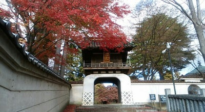 Photo of Temple 大慈寺 at 大慈寺町5-6, 盛岡市 020-0828, Japan