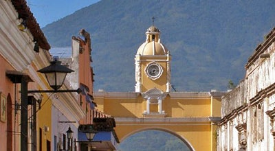 Photo of City Antigua Guatemala at 1era Calle, Antigua, Guatemala