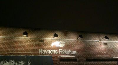 Photo of Fish Market Havnens Fiskehus at Fiskerivej 6, Århus 8000, Denmark