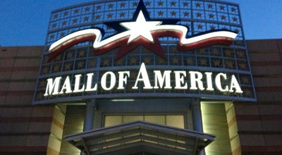 Photo of Mall Mall of America at 60 E Broadway, Bloomington, MN 55425, United States