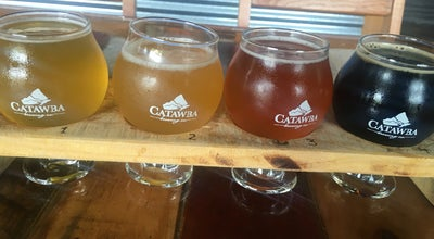 Photo of Brewery Catawba Brewing Co at Sweeten Creek Road, Asheville, NC 28803, United States