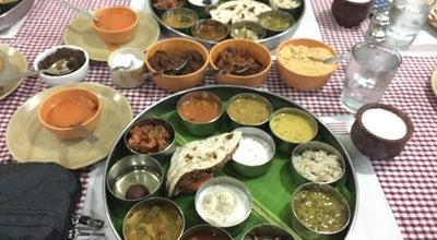 Photo of Indian Restaurant Mayura Hotel at Tirupati, India